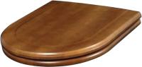 Сиденье для унитаза Villeroy & Boch Hommage 9926-K6-00 (орех) -