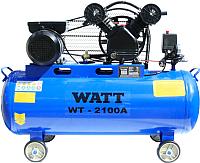 Воздушный компрессор Watt WT-2100A (X10.210.100.00) -