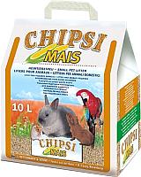 Наполнитель для туалета Chipsi Mais (10л) -