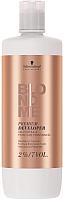 Эмульсия для окисления краски Schwarzkopf Professional BlondMe Premium Developer Oil Formula Maintaining 2% 7Vol (1л) -