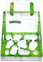 Муравьиная ферма AntHouse Bio (Green) -