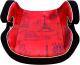 Бустер Lorelli Venture Black Red Cities / 10070911980 -