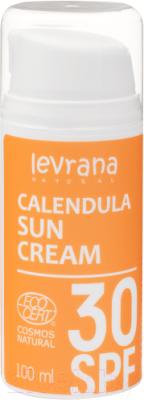 Крем солнцезащитный Levrana Календула SPF30 (100мл)