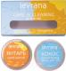 Набор косметики для лица Levrana Скраб для губ+масло для губ (2x10г) -