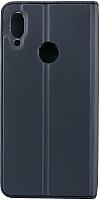 Чехол-книжка Volare Rosso Book для Redmi Note 7/Note 7 Pro (черный) -