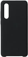 Чехол-накладка Volare Rosso Suede для P30 (черный) -