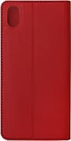 Чехол-книжка Volare Rosso Book для Redmi 7A (красный) -