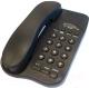 Проводной телефон Аттел 207 (черный) -