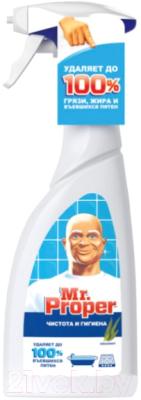 Универсальное чистящее средство Mr.Proper Чистота и гигиена. Эвкалипт
