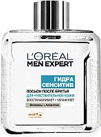 Лосьон после бритья L'Oreal Paris Men Expert Гидра Сенситив (100мл) -