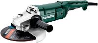 Профессиональная угловая шлифмашина Metabo WE 2200-230 (606437000) -