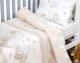 Комплект постельный в кроватку АртПостель Медвежата 922 -
