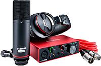 Аудиоинтерфейс Focusrite Scarlett Solo Studio 3rd Gen -