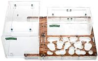 Муравьиная ферма AntHouse Bio Plus X (Wood) -