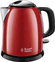 Электрочайник Russell Hobbs Colours Plus Mini 24992-70 (красный) -