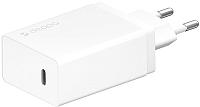 Зарядное устройство сетевое Deppa Power Delivery Ultra USB Type-C / 11388 (белый) -