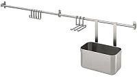Рейлинг кухонный Ikea Кунгсфорс 093.082.22 -