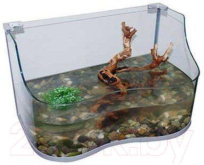 Акватеррариум Lucky Reptile Turtle-Tarrium для Черепах / TUT-60 (30л)
