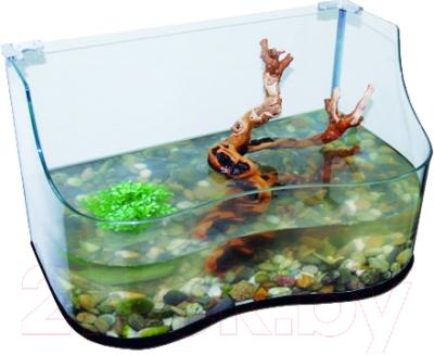 Акватеррариум Lucky Reptile Turtle-Tarrium для Черепах TUTB-60 (30л)