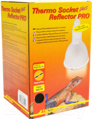 Светильник для террариума Lucky Reptile HTRP-1W (белый)