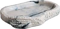 Кормушка для рептилий Lucky Reptile Granite / FDG-3 -