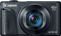 Компактный фотоаппарат Canon PowerShot SX740HS / 2955C002 (черный) -