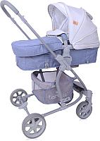 Детская универсальная коляска Lorelli Aster 2 в 1 Grey / 10021371960 -