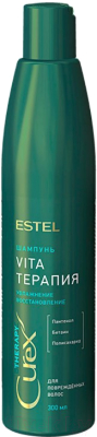 Шампунь для волос Estel Professional Curex Therapy д/сухих ослабл. и поврежд. волос