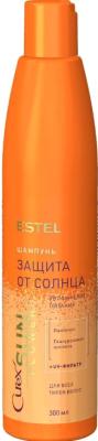 Шампунь для волос Estel Professional Curex Sunflower увлажнение и питание с UV-фильтром