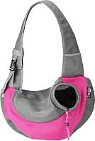 Сумка для животных EBI Crazy Paws Sarah M / 664-409350 (розовый) -