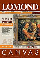 Холст для печати Lomond А3, 300 г/кв.м., 20 л. / 0908312 -