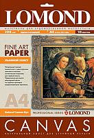 Холст для печати Lomond A4, 300 г/кв.м., 10 л. / 0908411 -