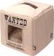 Домик для животных EBI D/D Wanted / 671-432310 (бежевый) -
