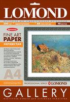 Фотобумага Lomond Coarse-Grainy Natural White Archive A4, 200г/кв.м, 10л / 0912241 -