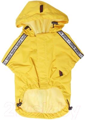 Комбинезон для животных Puppia Base Jumper / PEAF-RM03-YE-L (желтый)