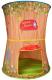Детская игровая палатка Ching Ching Дом Мимо CBH-31 (+ 100 шаров) -