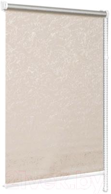 Фото - Рулонная штора Delfa Сантайм Венеция Термо-Блэкаут СРШ-01МП 79506 рулонная штора венеция срш 01мп 79506 52х170 см кремовый блэкаут