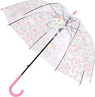 Зонт-трость Bradex Единорог DE 0501 (розовый) -