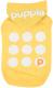 Футболка для животных Puppia Emmy с капюшоном / PARA-TS1509-YE-XS (желтый) -