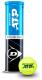 Набор теннисных мячей DUNLOP ATP Official / 622DN601314 (4шт) -