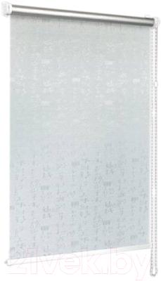 Фото - Рулонная штора Delfa Сантайм Азия Термо-Блэкаут СРШ-01МП 75104 рулонная штора венеция срш 01мп 79506 52х170 см кремовый блэкаут
