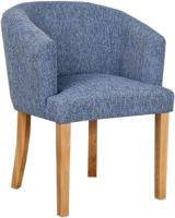 Кресло мягкое ТехКомПро Канна 101 (тон 2/ткань Kiton 11) -