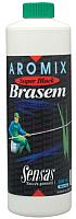 Ароматизатор рыболовный Sensas Aromix Brasem Black / 27325 (0.5л) -
