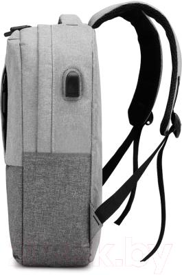 Рюкзак Norvik Urban 4003.10 (серый)
