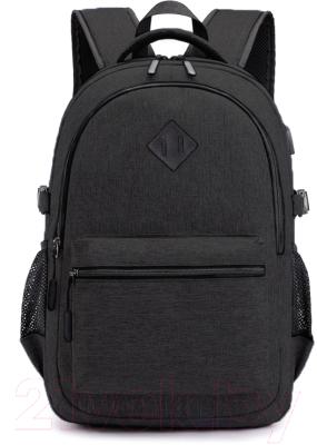 Рюкзак Norvik Gerk 4005.02 (черный)