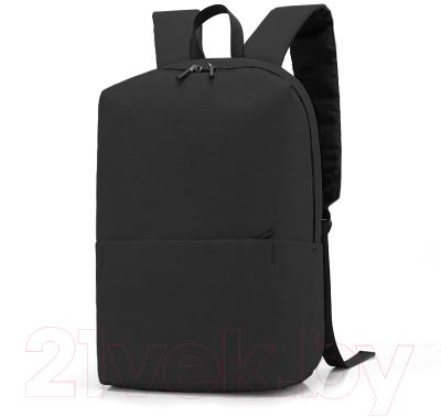 Рюкзак Norvik Simplicity 4008.02 (черный)