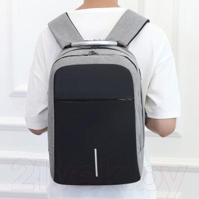 Рюкзак Norvik Madma 4009.10 (серый)