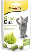 Витамины для животных GimCat GrasBits с травой / 417080 (425г) -