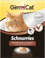 Витамины для животных GimCat С таурином и курицей / 409351 (420г) -