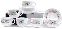 Набор для чая/кофе Luminarc Rose Pompon P6887 -